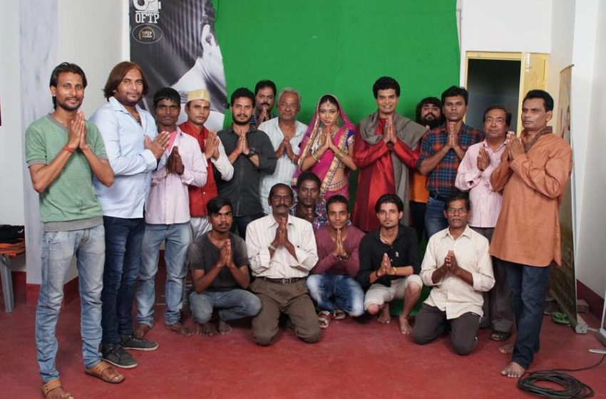 FIRST EVER MOVIE MUHURAT (OPENING) ON EARLY MORNING