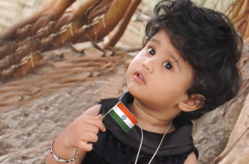 YOUNGEST TO RECITED NATIONAL ANTHEM (GIRL)