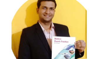 YOUNGEST AUTHOR TO WRITE AN ENGINEERING BOOK