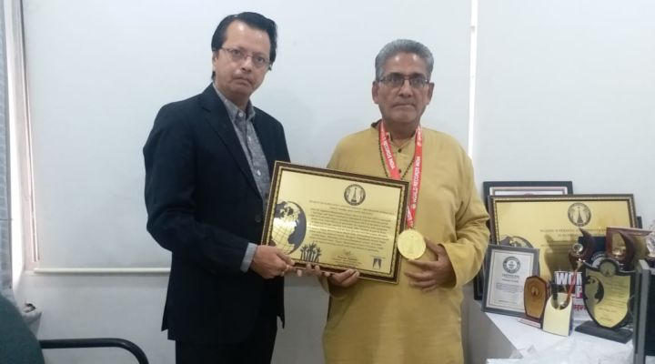HIGHEST QUALIFICATION AND HONORED IN THE FIELD OF ASTROLOGY, PRIEST WORK AND VASTU SHASTRA