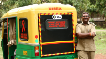 FREE AUTO RICKSHAW AMBULANCE SERVICE AT NIGHT