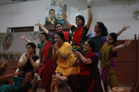 MAXIMUM NO OF PEOPLE PERFORMING THE CLASSICAL DANCE SAME TIME ONLINE AT MULTIPLE VENUE