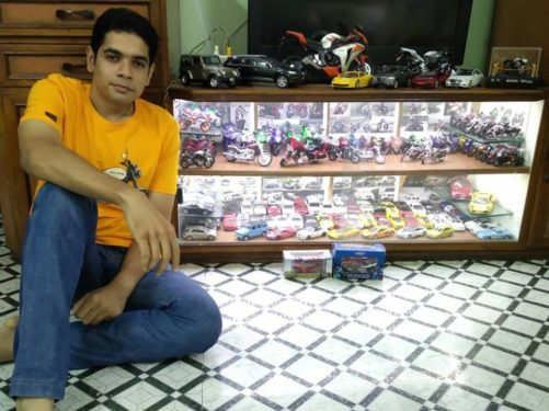LARGEST COLLECTION OF DIECAST VEHICLES