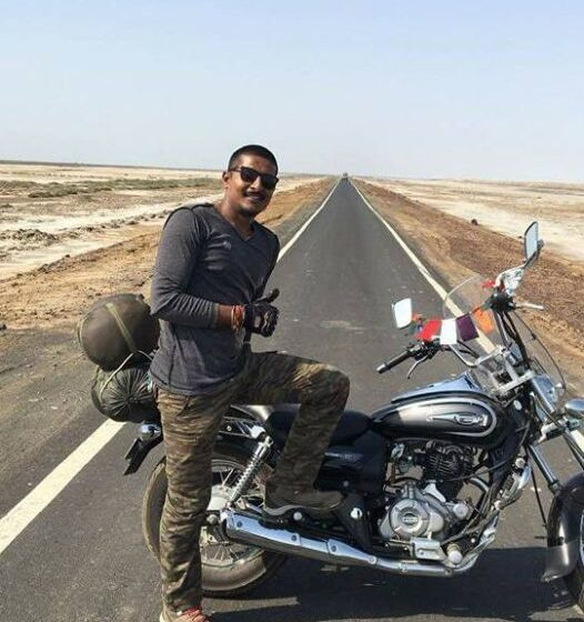 LONGEST INTERSTATE SOLO BIKE EXPEDITION