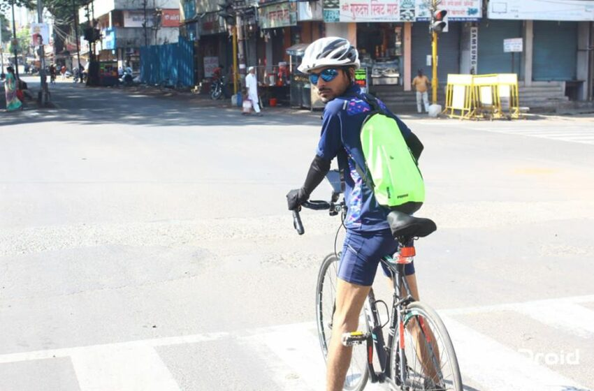 FASTEST CYCLING EXPEDITION IN 3 STATES