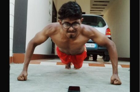 MOST NUMBER OF PUSH-UPS IN 30 SECONDS