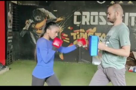 YOUNGEST GIRL TO PERFORMED FASTEST BOXING PUNCHES IN A MINUTE