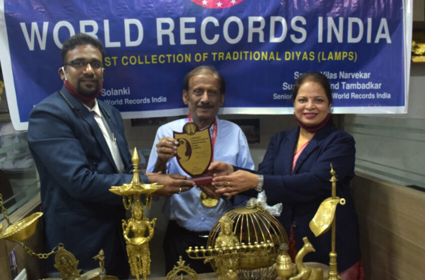 LARGEST COLLECTION OF TRADITIONAL DIYAS (LAMPS)